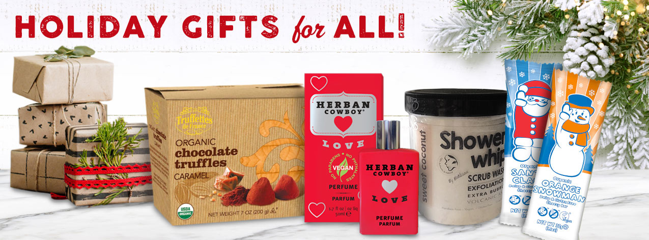 Vegan Holiday Gifts for All