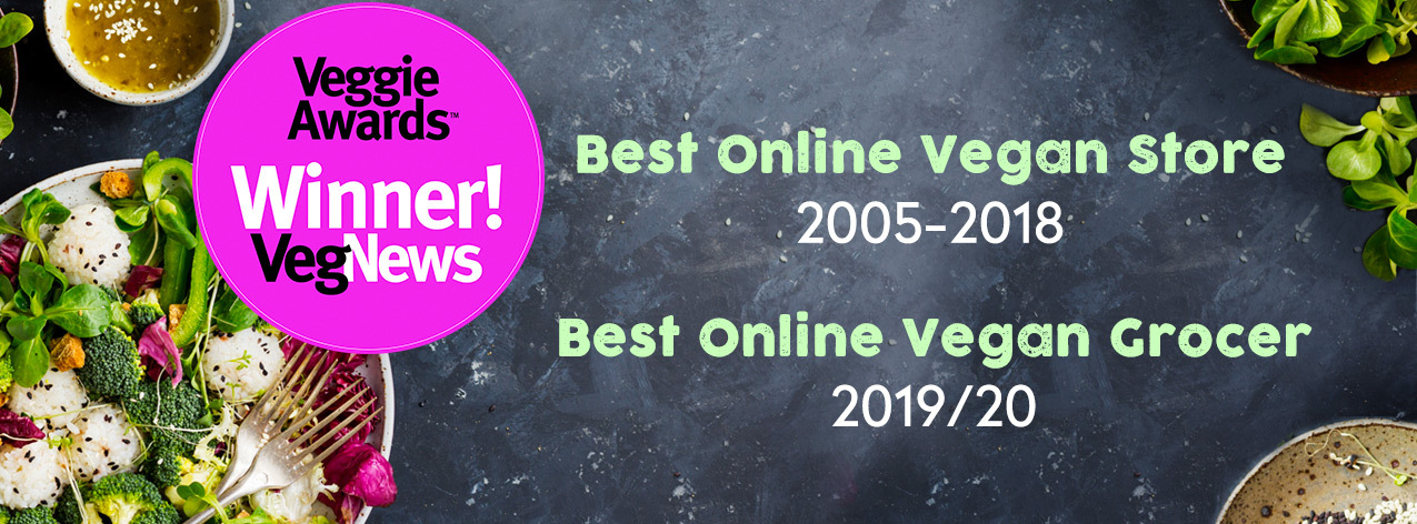 Veggie Awards Winner 2005-2020